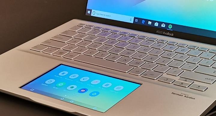Imagen - Asus VivoBook S14 y S15: pantalla secundaria ScreenPad 2.0, WiFi 6 y diseño metálico