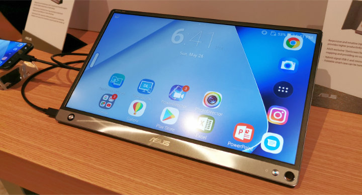 Imagen - Asus ZenScreen Touch, la pantalla táctil externa con batería integrada