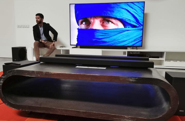 Imagen - Q90, Q70 y Q60, las barras de sonido de Samsung preparadas para las TV QLED