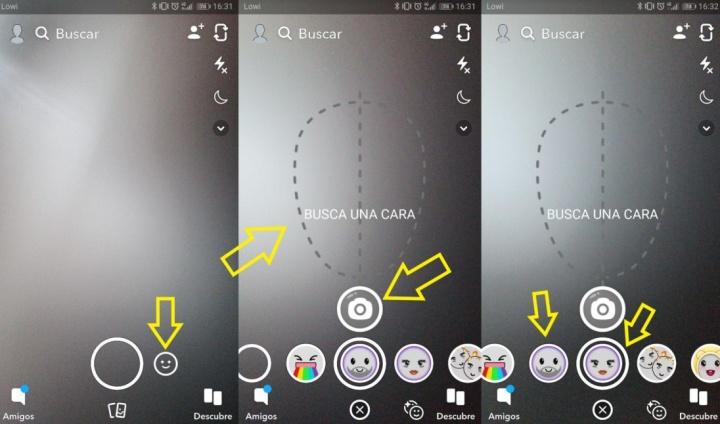 Imagen - Cómo cambiar de sexo con el nuevo filtro de Snapchat