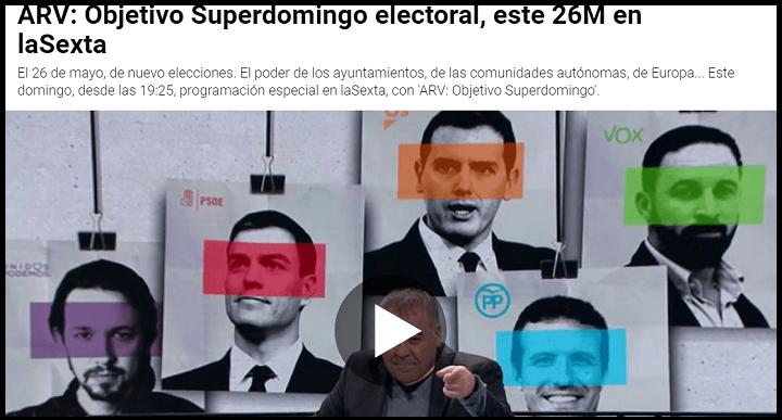 Imagen - Dónde consultar online los resultados de las elecciones del 26-M