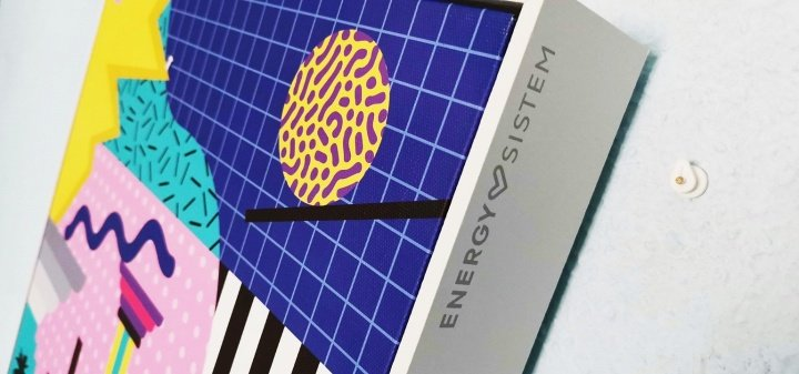 Imagen - Review: Energy Sistem Frame Speaker, el cuadro de edición limitada que esconde un altavoz