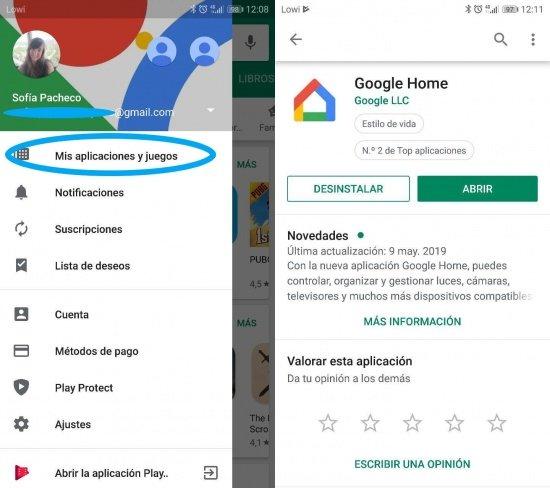 """Imagen - Google Home ahora se podrá activar diciendo """"Hey Google"""""""