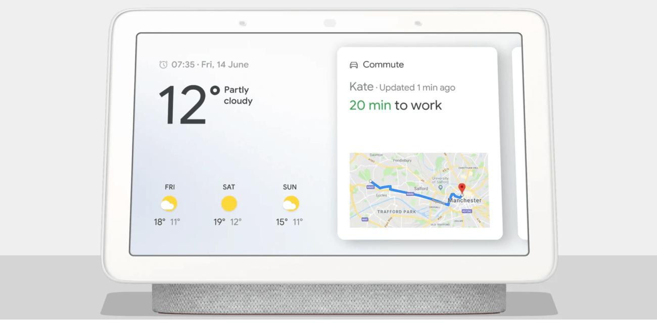Nest Hub llega a España: precio y disponibilidad de la pantalla inteligente de Google