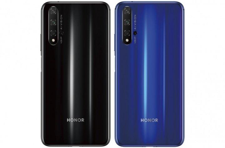 Imagen - Honor 20 es oficial: características técnicas, precio y disponibilidad
