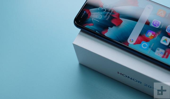 Imagen - Honor 20 Pro vendría con la cámara frontal incrustada en la pantalla