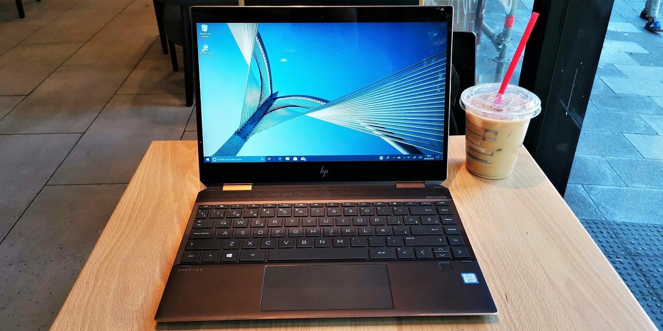 Review: HP Spectre x360, el perfecto equilibrio entre hardware y flexibilidad