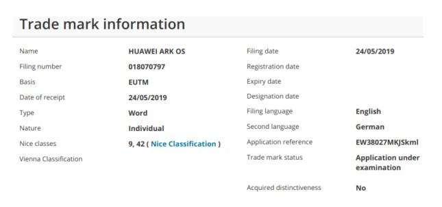 Imagen - Ark OS sería el sistema operativo de Huawei para sustituir Android