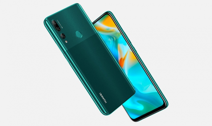 Imagen - Huawei Y9 Prime 2019: cámara selfie pop-up, diseño todo pantalla y 3 cámaras traseras