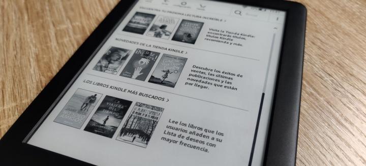 Imagen - Review: Amazon Kindle 2019, cuando hacerlo mejor era casi imposible