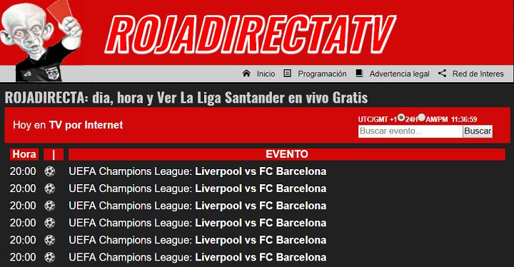Imagen - Cómo ver online Liverpool vs Barcelona de Champions League 2019