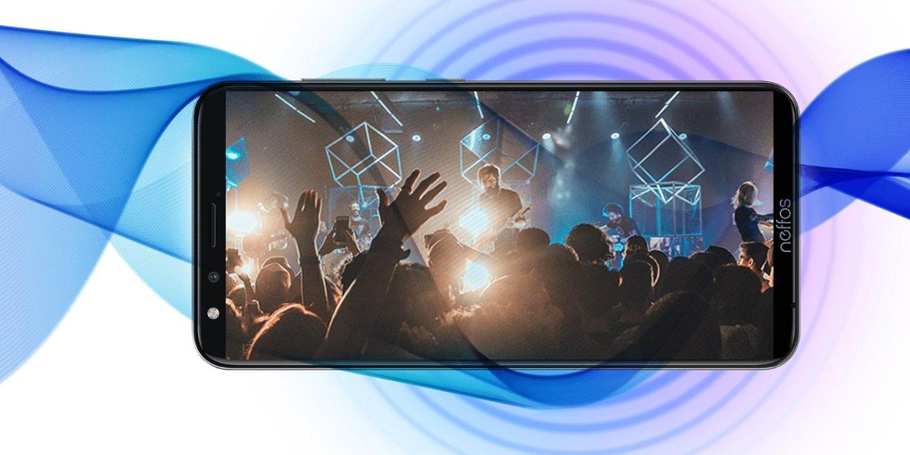 Neffos C7 Lite, un smartphone asequible con interesantes características técnicas
