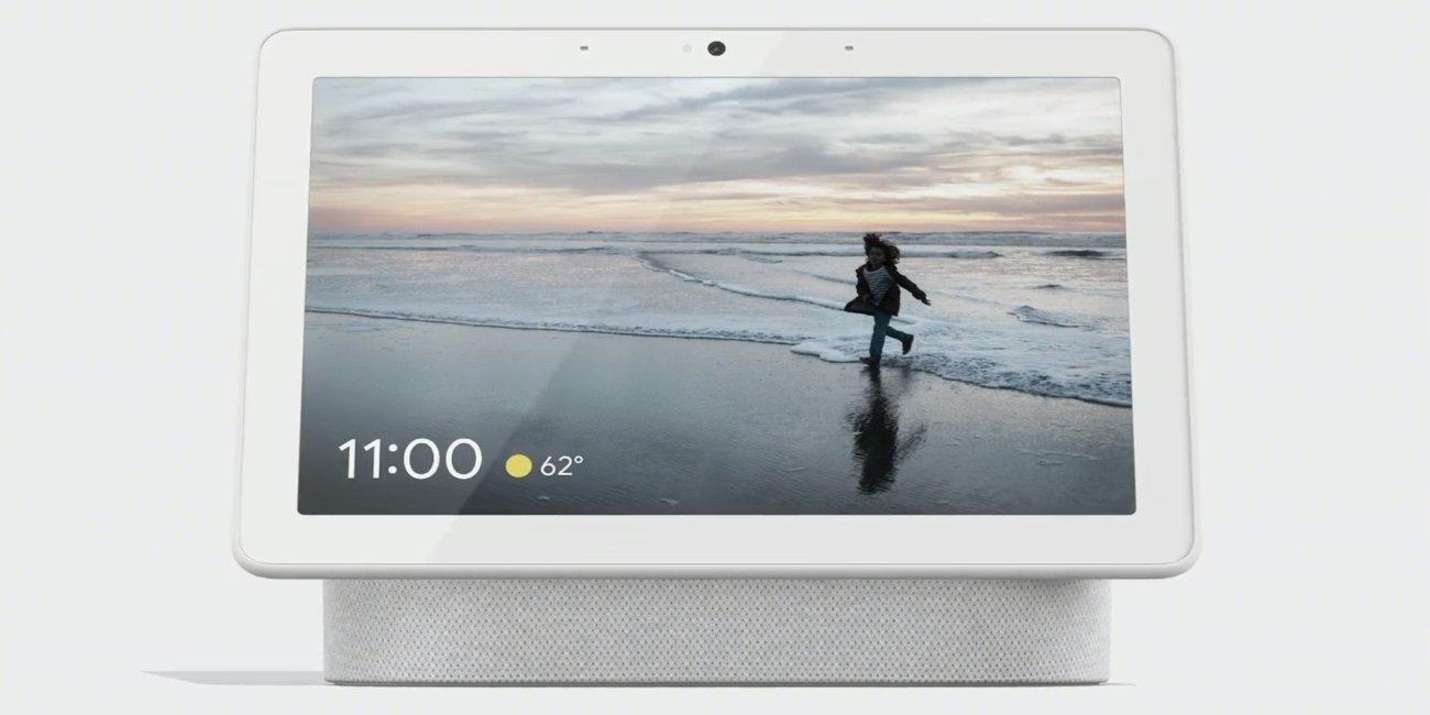Nest Hub Max, el altavoz inteligente con pantalla de 10 pulgadas de Google