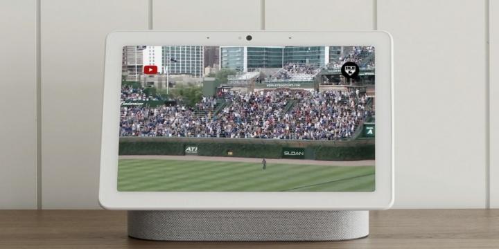 Imagen - Nest Hub Max, el altavoz inteligente con pantalla de 10 pulgadas de Google
