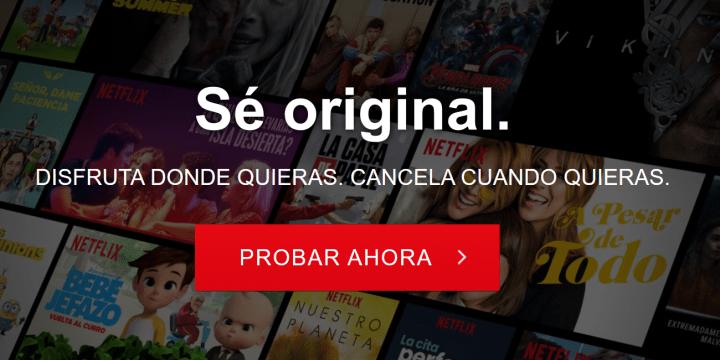 Imagen - Netflix ofrece 14 días de prueba tras eliminar el mes gratis