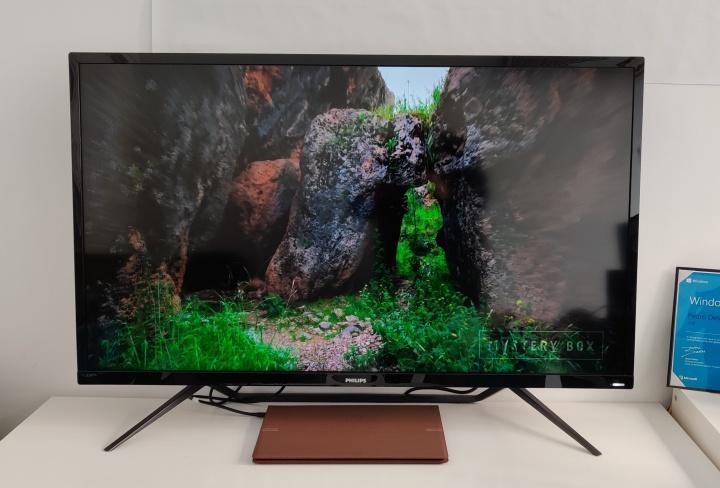 Imagen - Review: Philips Momentum, el monitor 4K de 43 pulgadas con HDR