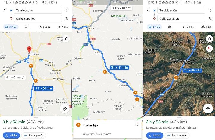 Imagen - Google Maps ya avisa de los radares en España