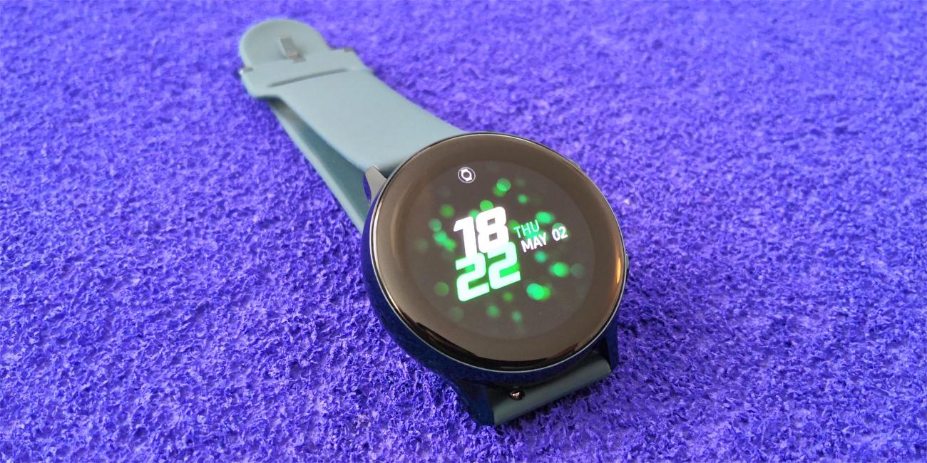 Review: Samsung Galaxy Watch Active, un smartwatch deportivo bien resuelto