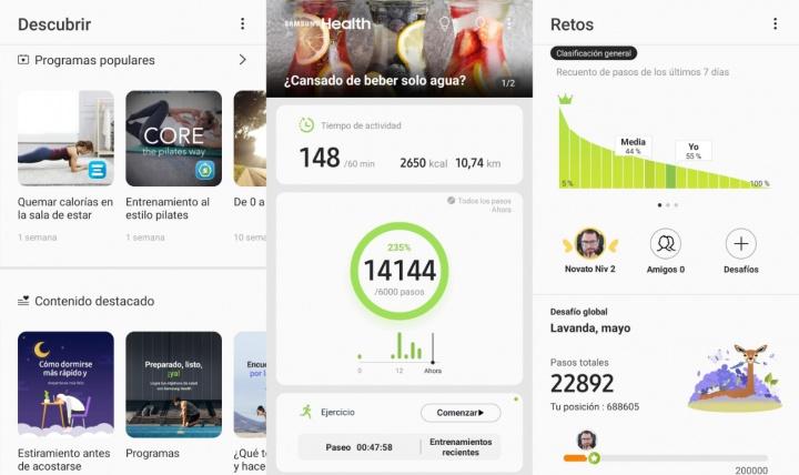 Imagen - Review: Samsung Galaxy Watch Active, un smartwatch deportivo bien resuelto