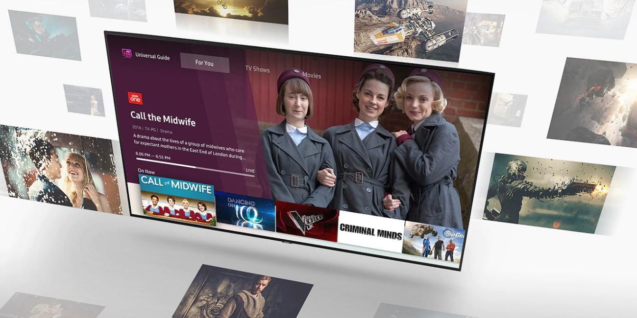 Las apps AirPlay 2 y Apple TV llegan a los televisores Samsung