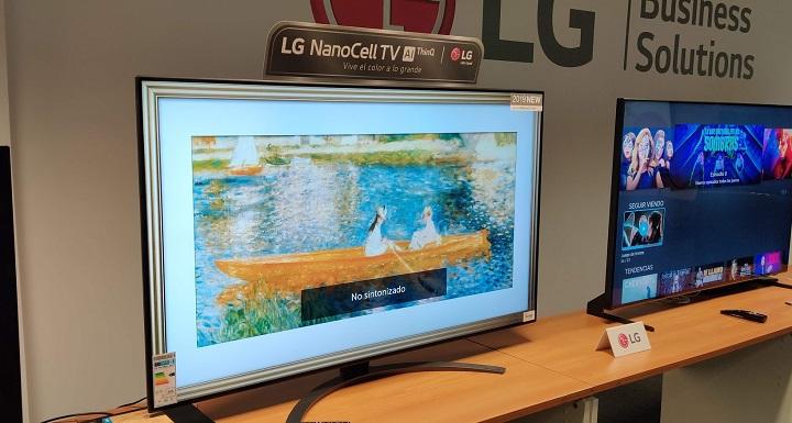 Imagen - LG Nanocell llegan a España, los televisores LED 4K y HDR con Alexa y Google Assistant