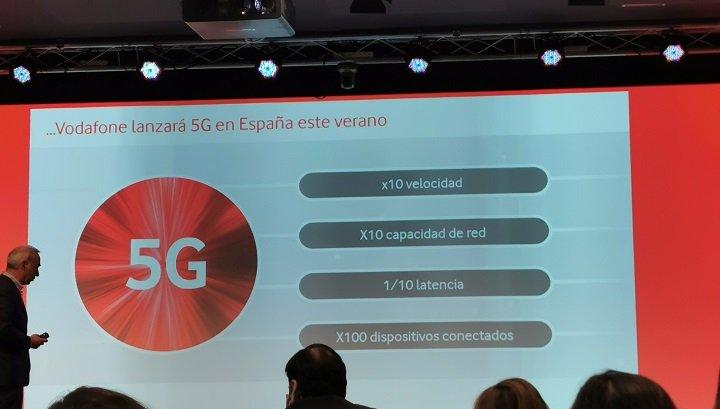 Imagen - Vodafone lanzará 5G en España de forma comercial este verano