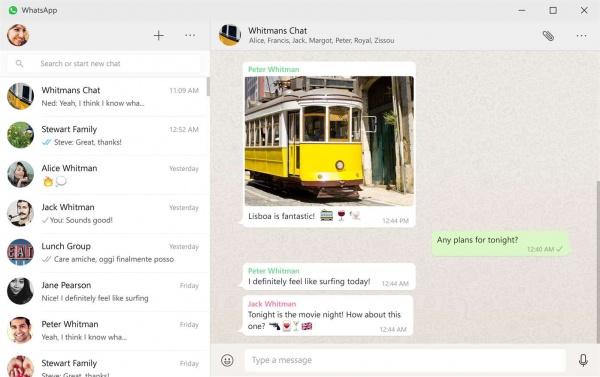 Imagen - WhatsApp trabaja en una nueva app para Windows 10