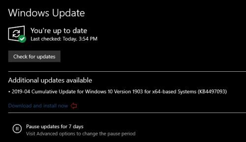 Imagen - Windows 10 May 2019 Update no obligará a realizar las actualizaciones mayores