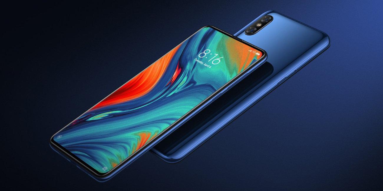 Xiaomi Mi Mix 3 5G llega a España: el primer móvil 5G a la venta