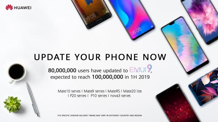 Imagen - Android 9 Pie llega a nuevos móviles de Huawei