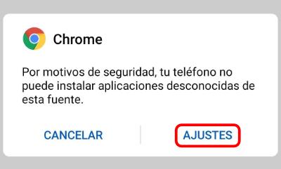 """Imagen - Habilitar """"orígenes desconocidos"""" en Android para instalar apps fuera de Google Play"""