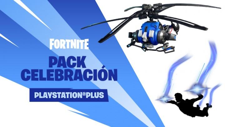 Imagen - PlayStation Plus regala el Pack Celebración de Fortnite a sus usuarios
