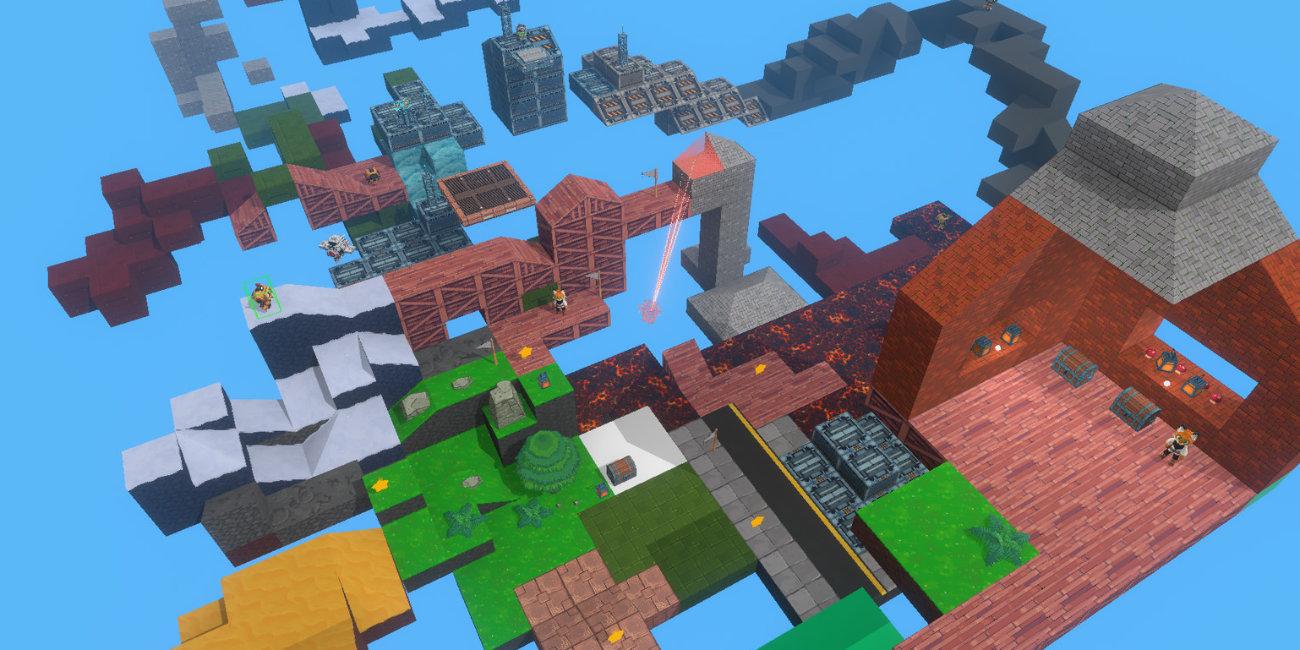 Google Game Builder, crea videojuegos fácilmente
