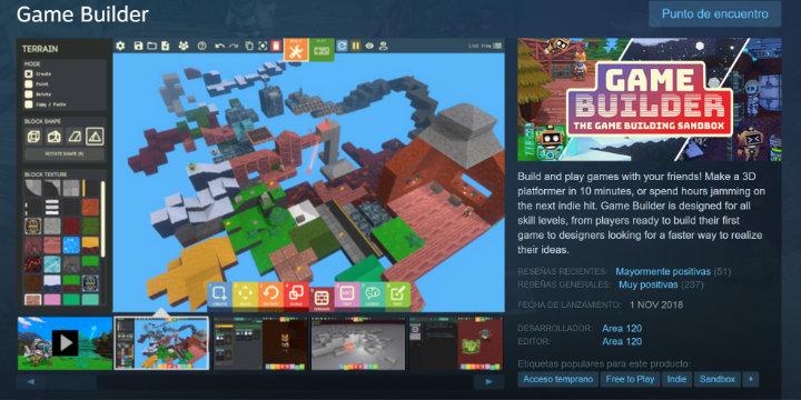 Imagen - Google Game Builder, crea videojuegos fácilmente