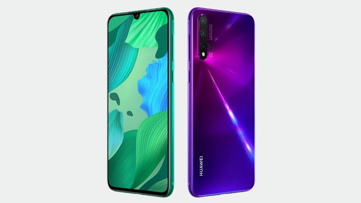 Imagen - Huawei Nova 5, Nova 5i  y Nova 5 Pro son oficiales: conoce los detalles