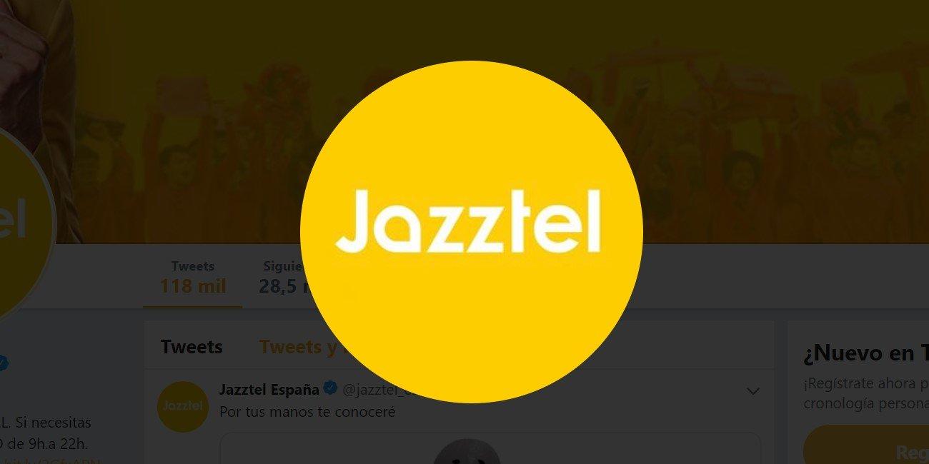 Jazztel ofrece 2 líneas de 20 GB, llamadas ilimitadas y fibra de 100 Mb por 59,95 €/mes