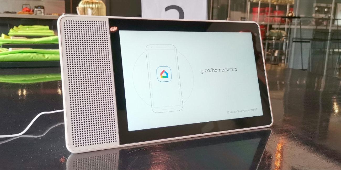 Lenovo Smart Display llega a España: la pantalla inteligente con Google Assistant