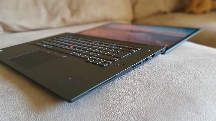 Imagen - Review: Lenovo ThinkPad X1 Extreme, un portátil robusto, potente y con un toque clásico