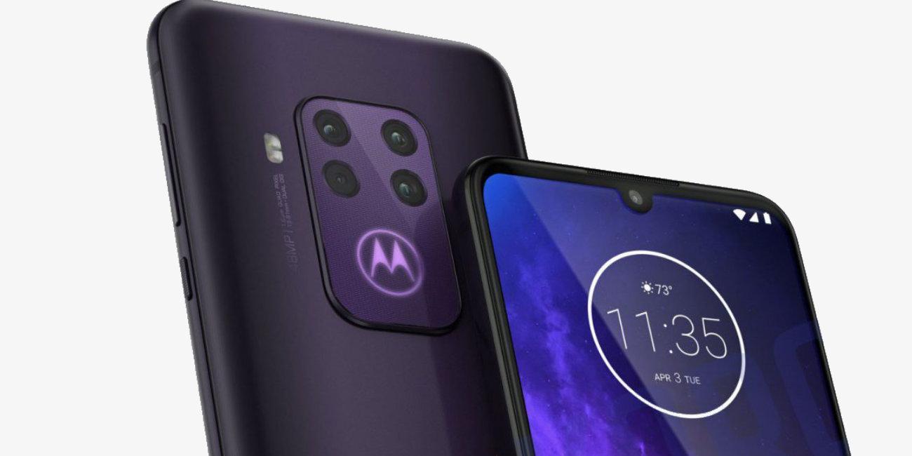 Motorola One Pro se filtra en imágenes: 4 cámaras y Android One