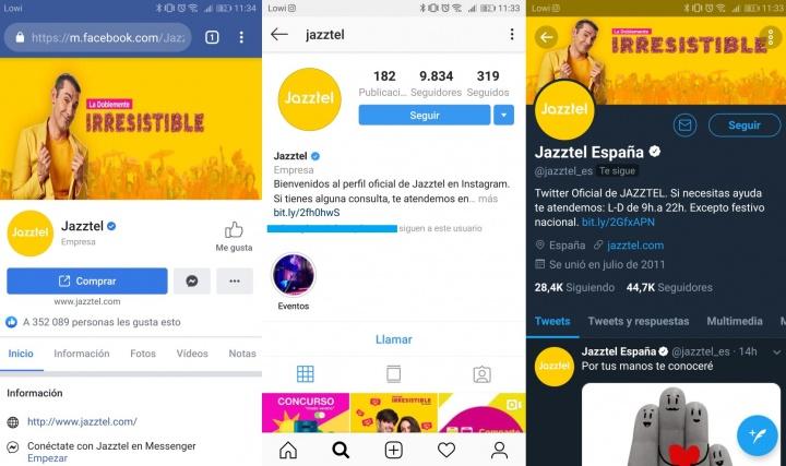 Imagen - Cómo contactar con la atención al cliente de Jazztel