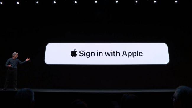 Imagen - Sign in with Apple, el método seguro para ingresar en sitios webs