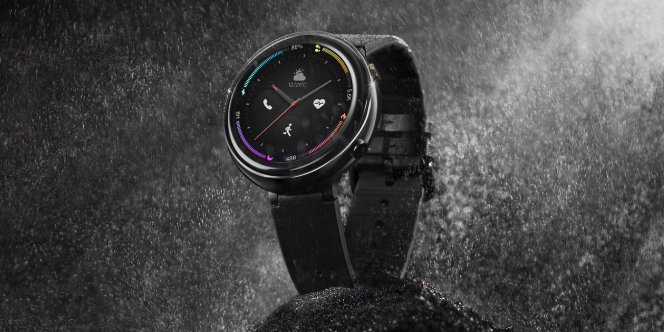 Amazfit Verge 2, el smartwatch con 4G, GPS y resistencia al agua de Xiaomi