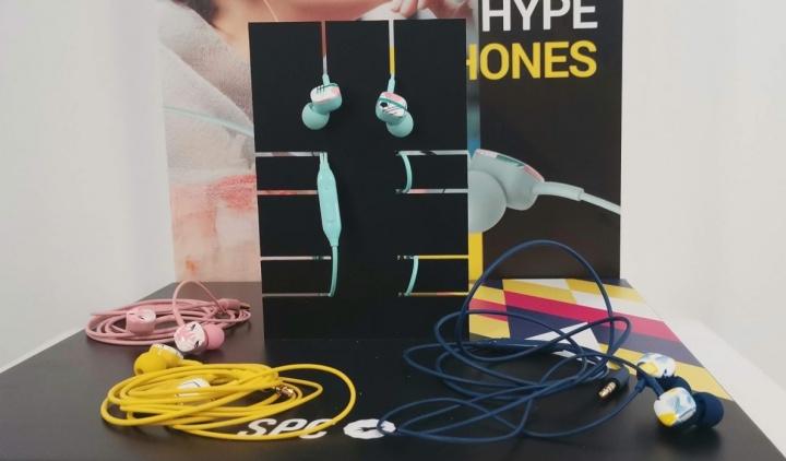 Imagen - SPC Ebon Go y Hype, color y diseño en los nuevos auriculares
