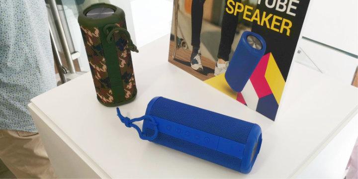 Imagen - SPC lanza Sounds Pups, Up! Speaker y Tube: altavoces ligeros y con diseños originales