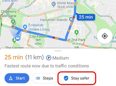 Imagen - Google Maps evitará que un taxista te time