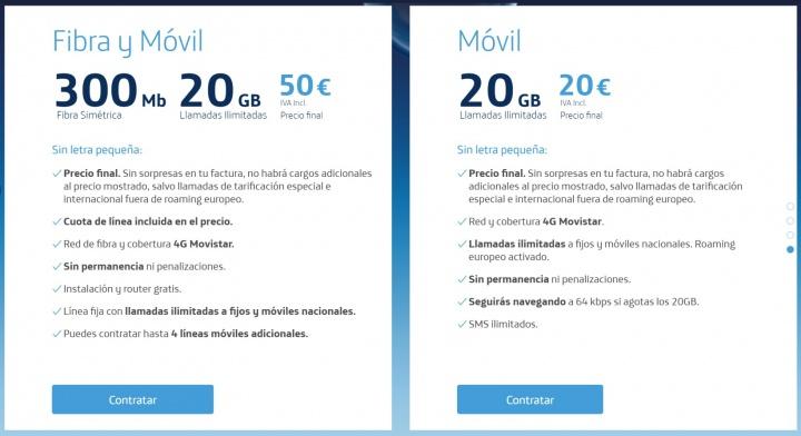 Imagen - O2 lanza bonos de datos extra de 5 GB