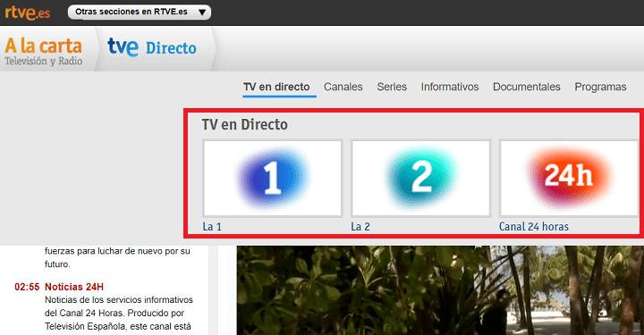Imagen - Cómo ver Televisión Española online