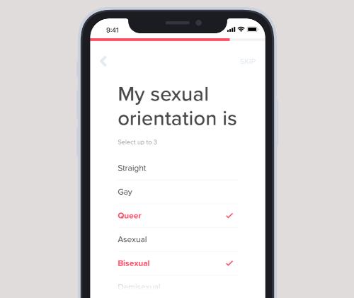 Imagen - Tinder lanza más opciones de orientación sexual