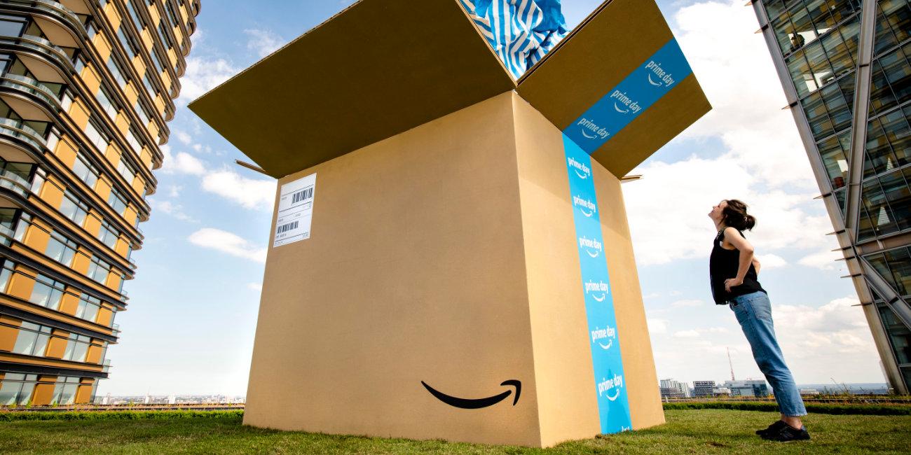 Amazon Prime para estudiantes, paga solo 18 € y disfruta de 90 días gratis