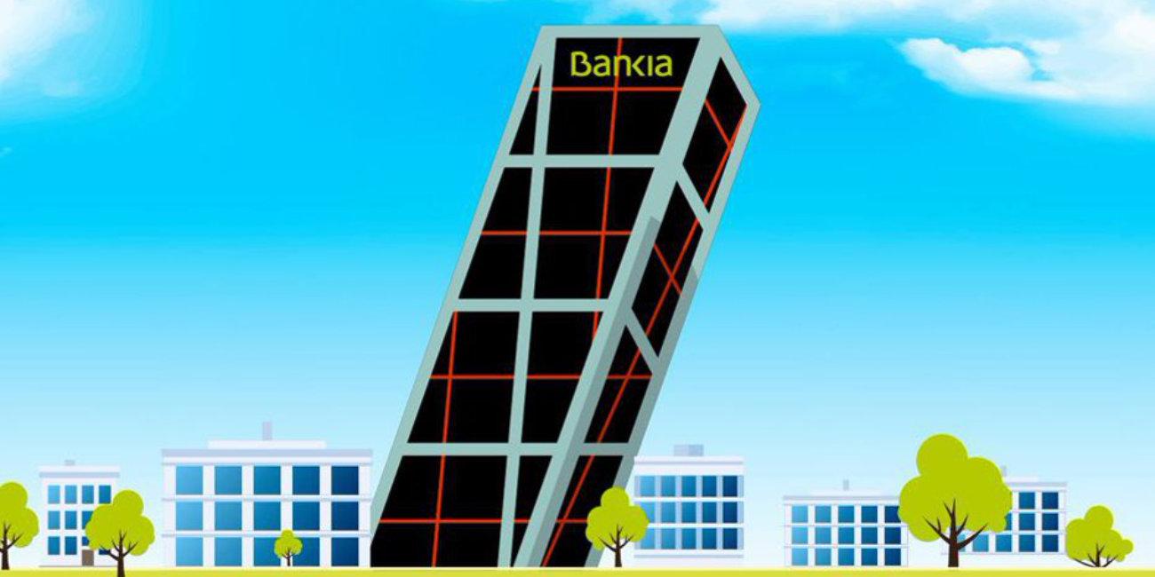 La web de Bankia no funciona para muchos usuarios